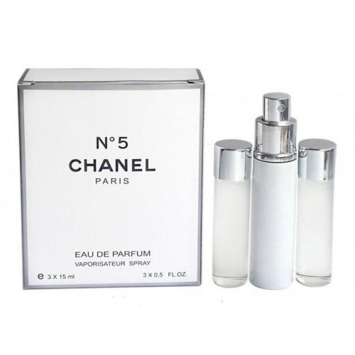Chanel 5 Woman Se набор для женщин Dp 20 мл 2 запаски в украине